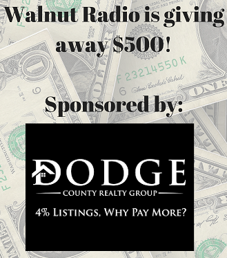 Walnut Radio is giving away $500. Learn More.