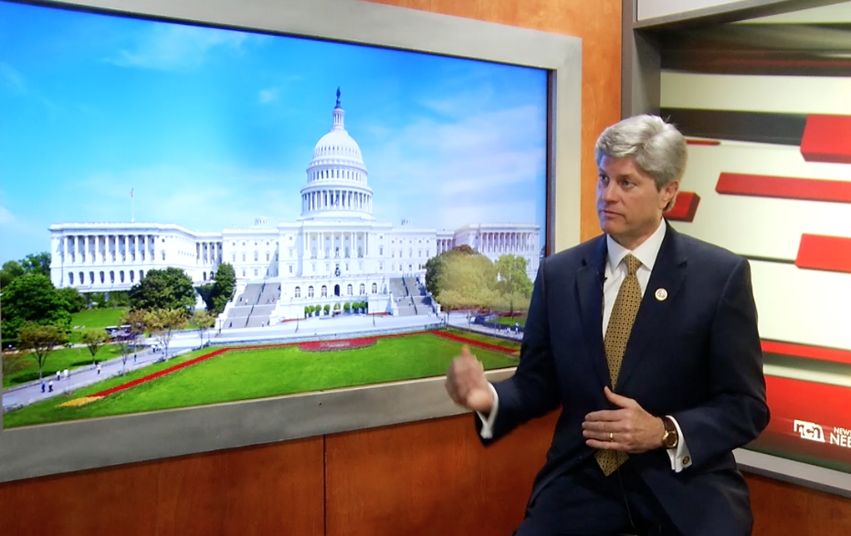 """Rep. Fortenberry Hopes Discussion on Guns Can Shift Country Away From """"Culture of Violence"""""""