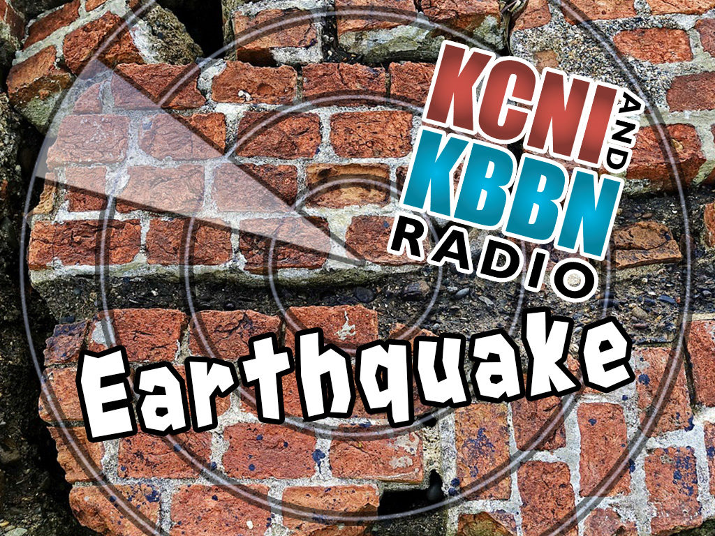 Seventh Earthquake Reported near Arnold in 10 Days