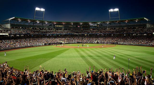 Field set for College World Series. Here are the eight teams coming to Omaha