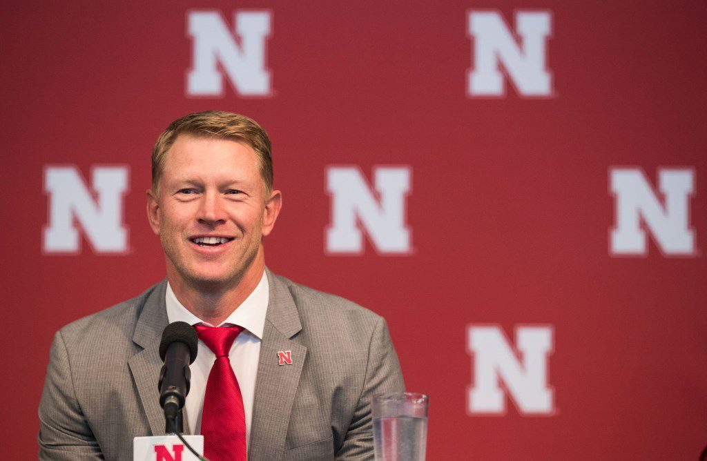 Nebraska releases details of Scott Frost's 7-year, $35 million contract with Huskers