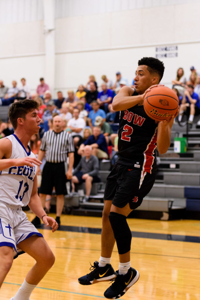 Area Athletes Compete at Dinsdale All Star Basketball Games