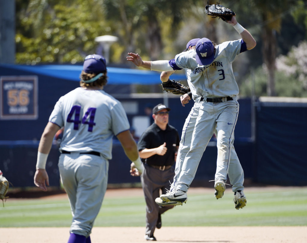 Washington 'playing with house money' during its first College World Series appearance