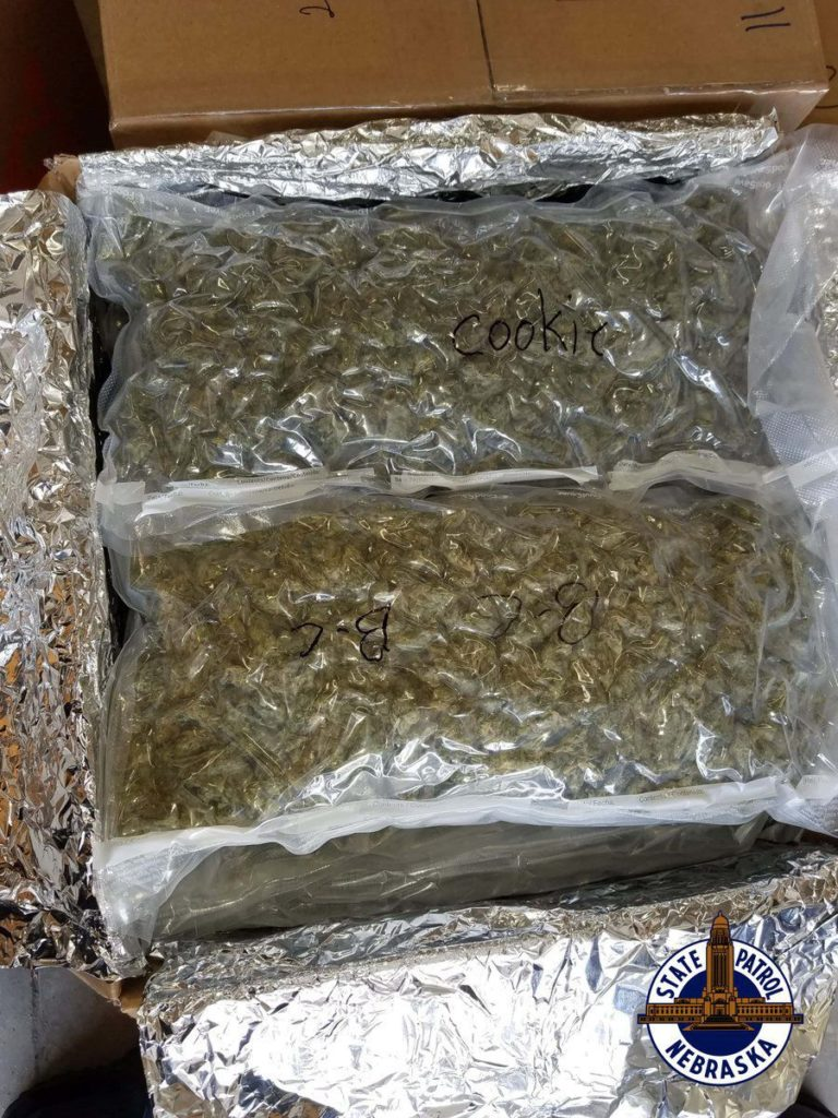 More than $1 million in pot and related items seized on I-80
