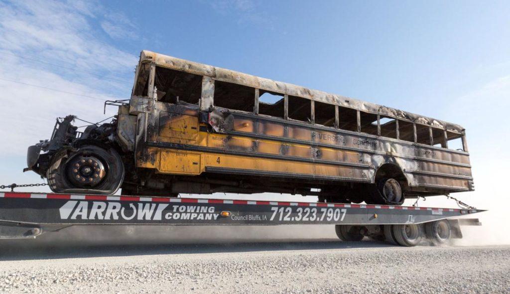 Date set for trial following fatal Iowa school bus fire