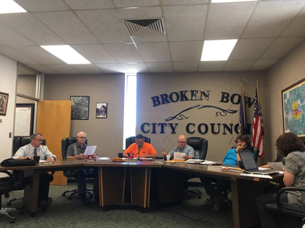 Custer County Fair Parade Route Approved during City Council Meeting