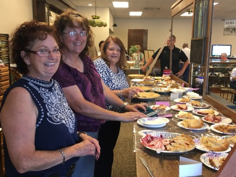 Pie and Ice Cream Social Brings $800+ Dollars to Custer County Museum