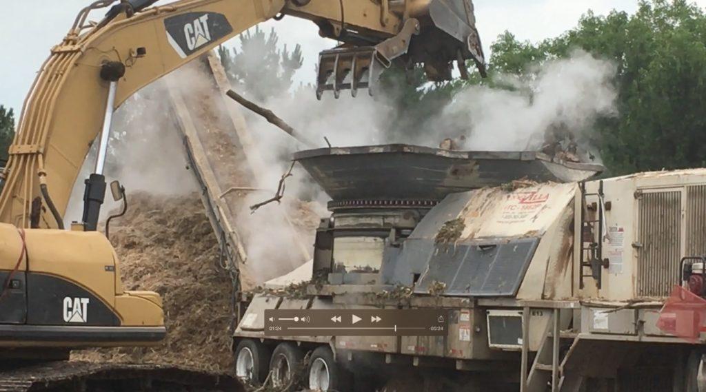 Hogzilla Grinds Nebraska City Storm Damage
