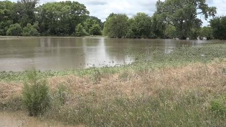 Heavy Rain Hits Jefferson County