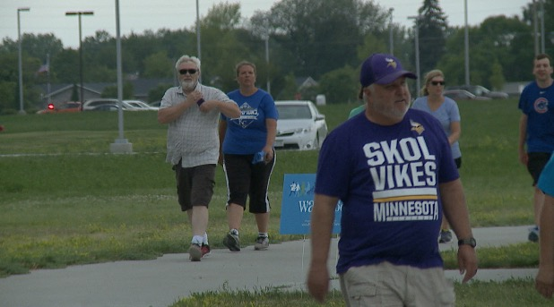 """New Program """"Walk With a Doc"""" Sees Good Turnout, Looks to Keep Growing"""