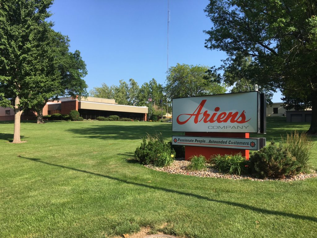Ariens Says Satellite Facility At Auburn No Longer Necessary