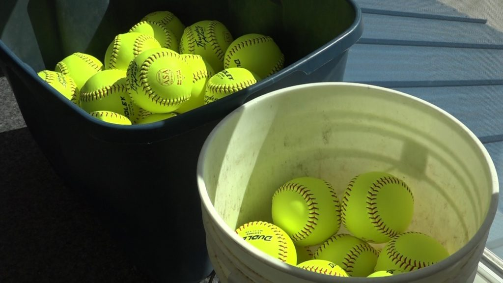 NU Softball Claims Victory in Shortened Game vs Colorado State