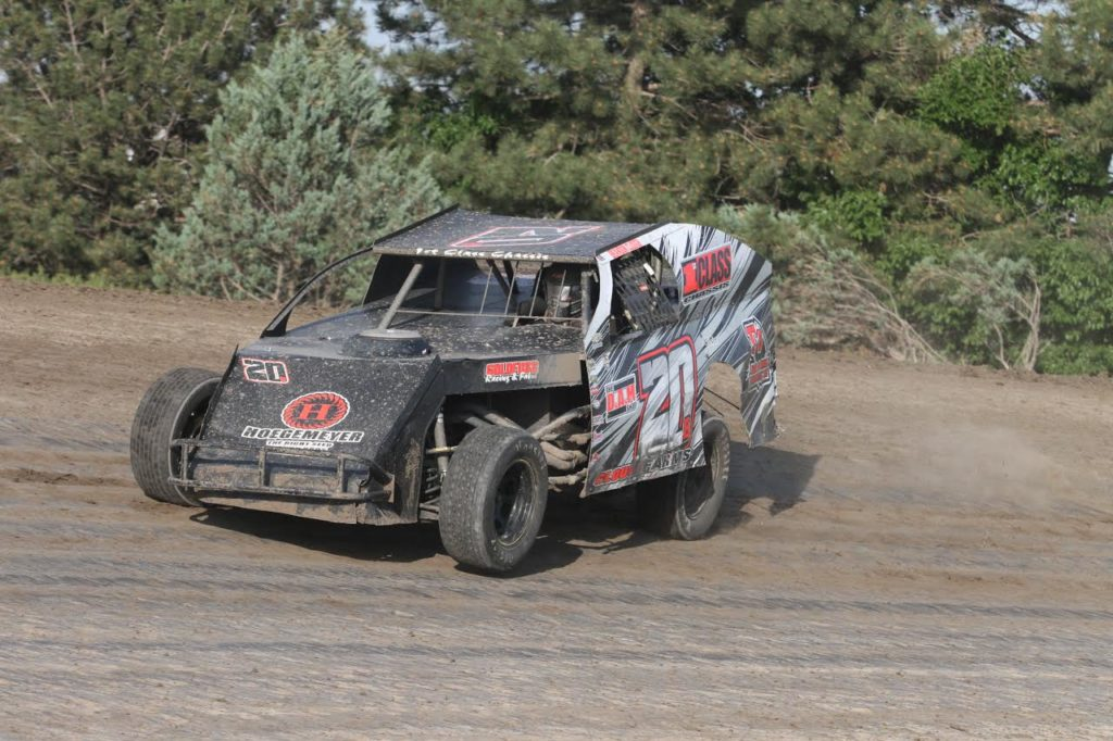 Broken Bow's Luke Wassom Claims Victory in the Hobby Stock Feature at Dawson County Raceway