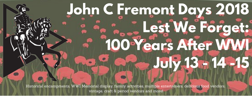 John C Fremont Days Returns for 32nd Consecutive Year
