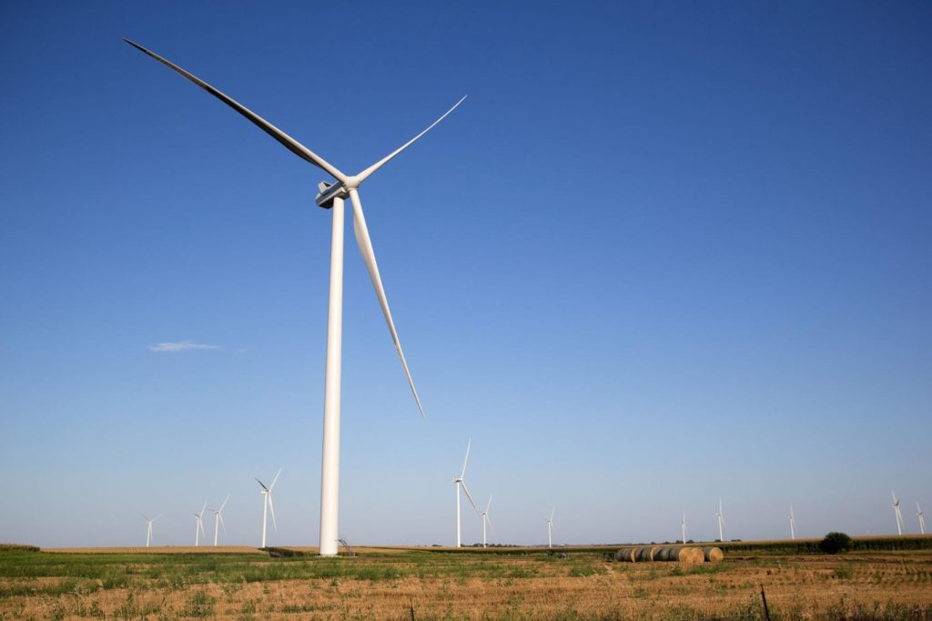 Smucker's buys Wayne County wind to reduce its greenhouse gas emissions