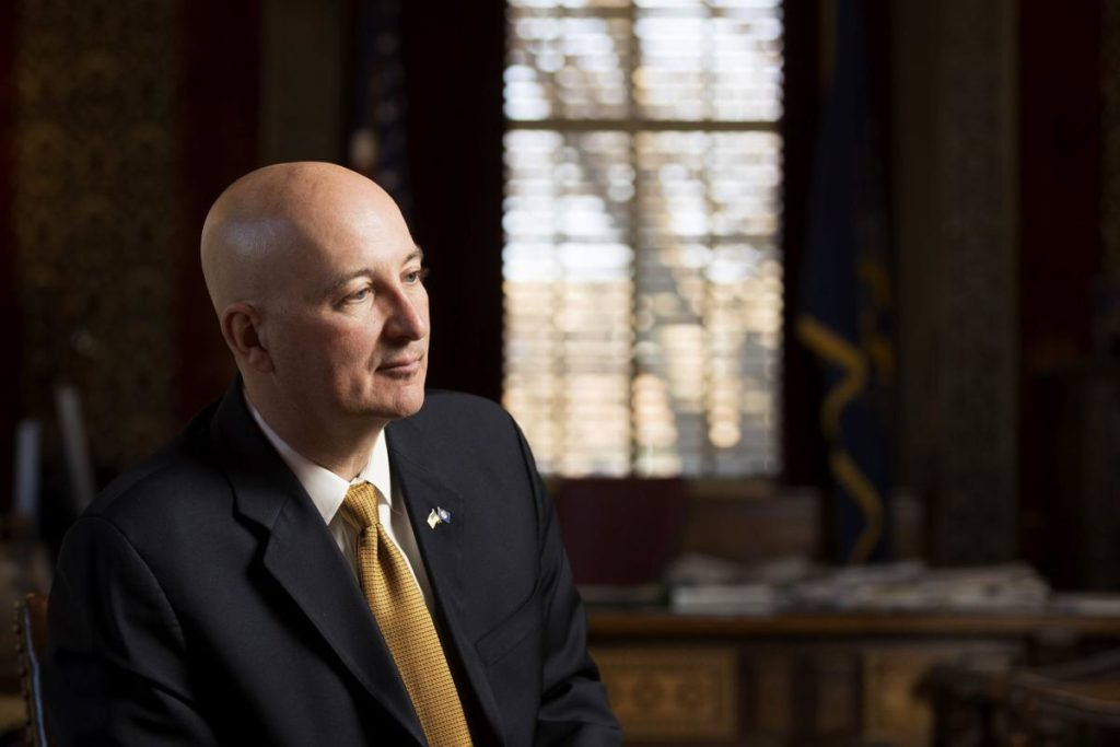 Ricketts on Conservative Think Tank's Tax Survey: It's 'Inaccurate'
