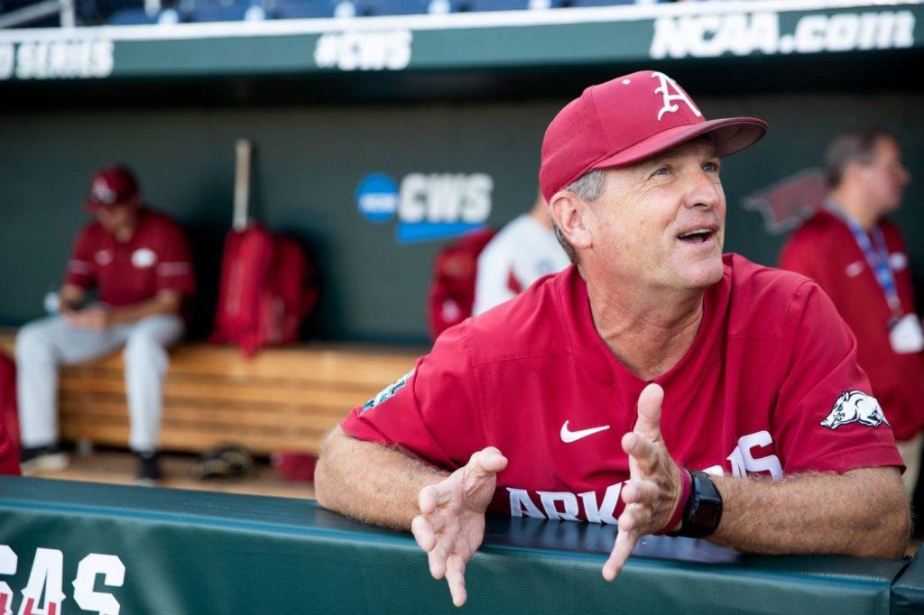 Extension will keep former Husker coach Dave Van Horn at Arkansas through 2023