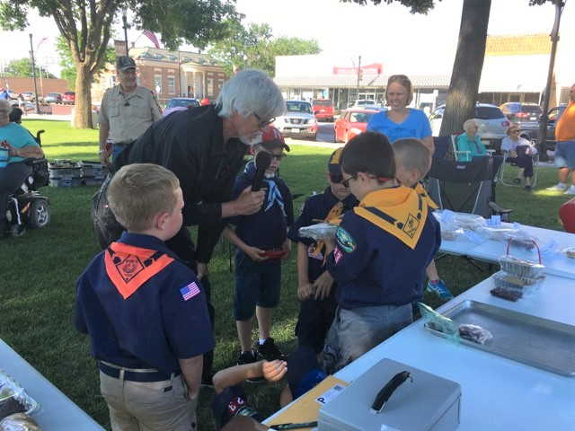 Scout Troops to Host Recruitment Pool Party in Broken Bow
