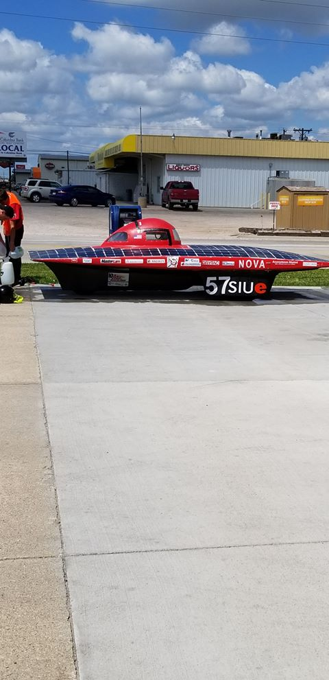 American Solar Challenge Heads Through Columbus