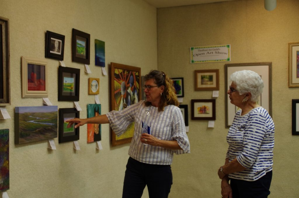 Thedford Open Art and Photo Show