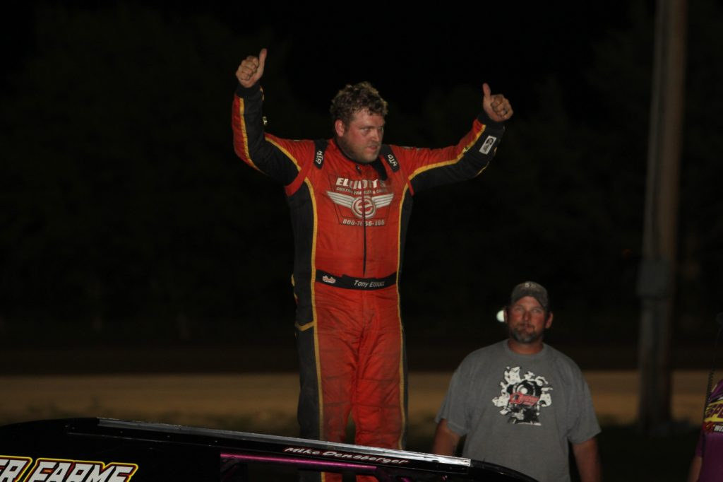 """Results of """"Wild West Challenge"""" at Lincoln County Raceway"""