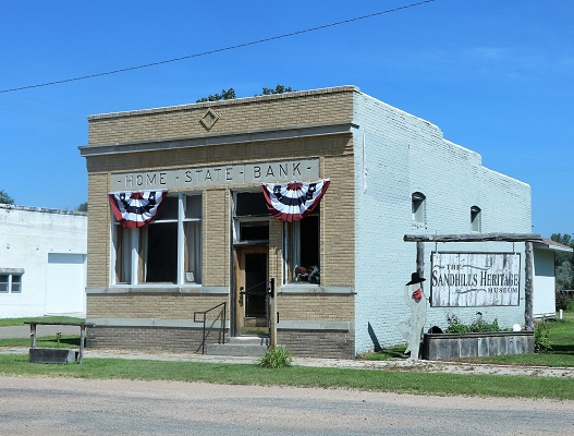 100th Celebration of Home State Bank Building