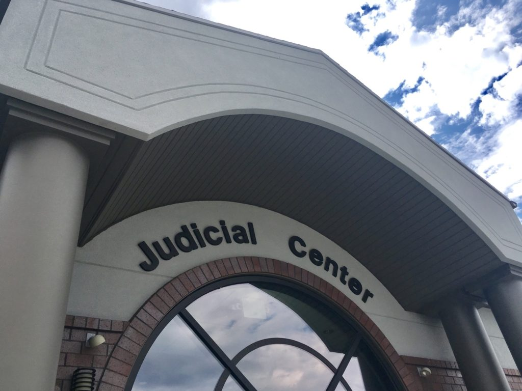 Problem Court Gained Another Member After A Plea Deal In District Court