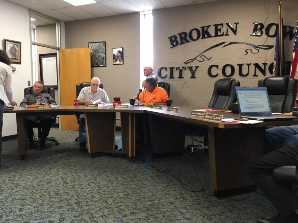 City Council Approves Bonfire and Parade For Homecoming