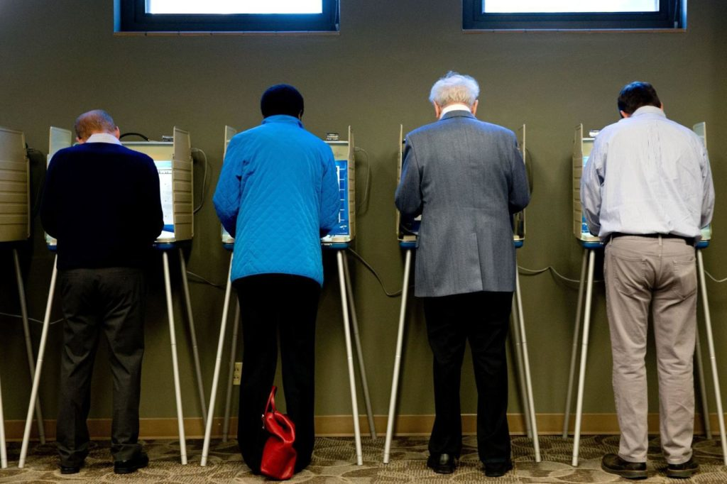 Some bosses give you time off to vote, and Nebraska law has something to say about it