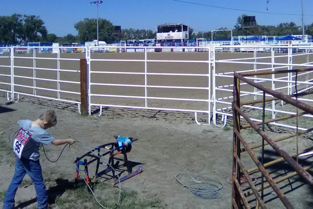 Area Cowboys and Cowgirls Shine at Mid States Finals