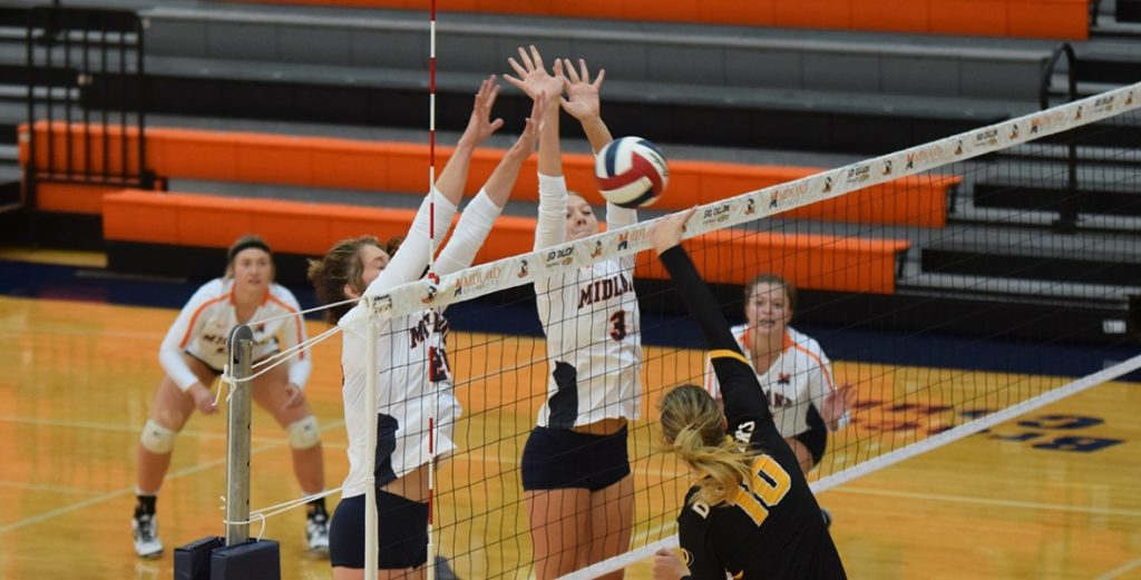 No. 7 Lady Warriors Fall in Straight Sets to No. 10 Dordt