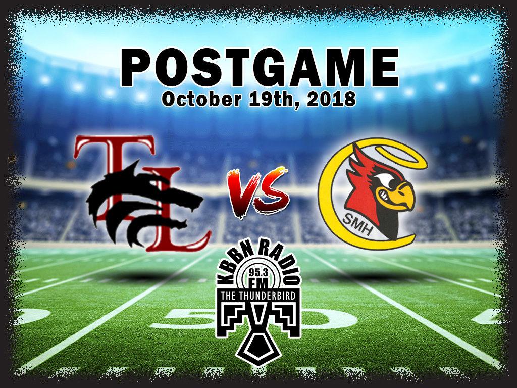 High School Football Scores 10/18