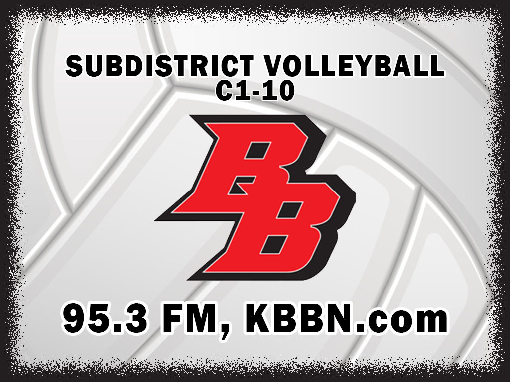 Sub District Volleyball Begins Tonight