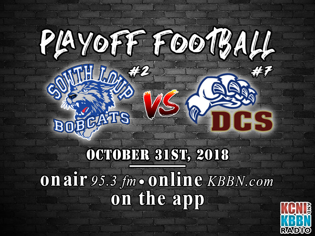 South Loup Hosts Dundy County Stratton in Round 2 of D1 Playoffs