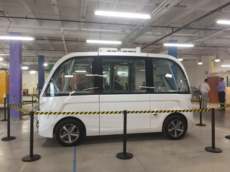 Lincoln misses out on $1 million grant for self-driving shuttle project