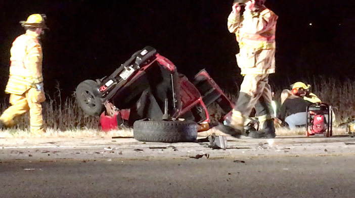 Highway 75 Crash Kills Auburn Woman, Tecumseh Student