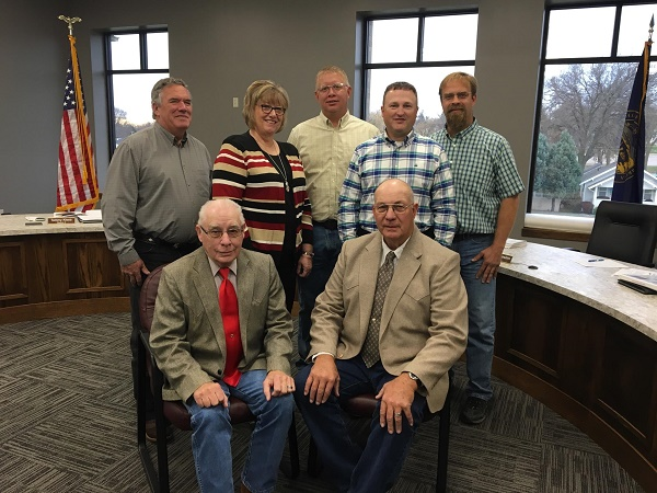 Custer County Board Of Supervisors Holds Short Meeting