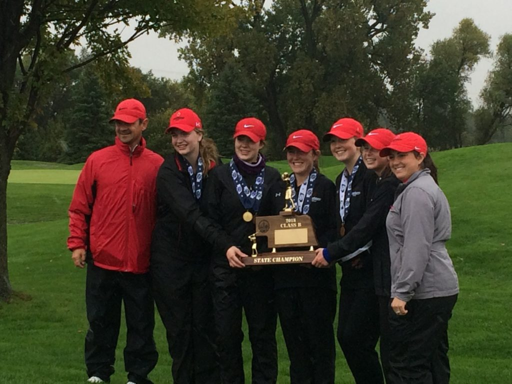 Rain Ends State Golf Tournament Early