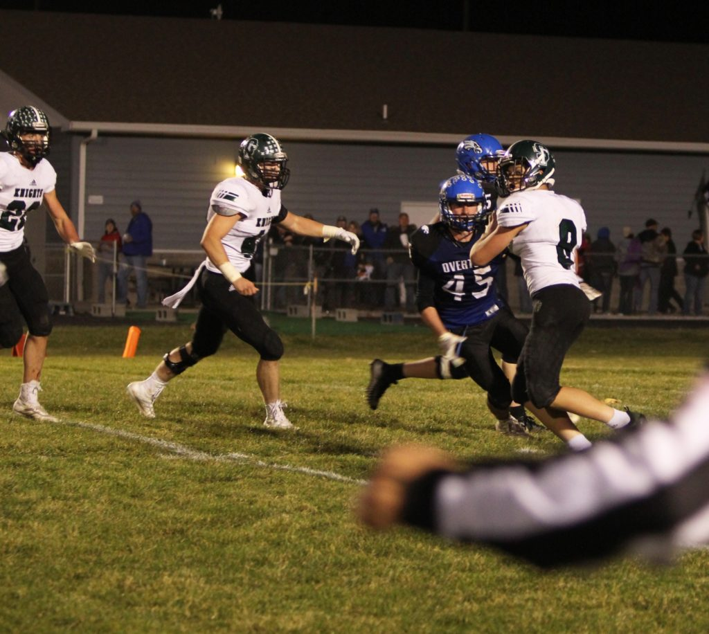 Mullen, ALC, and Burwell Advance ; South Loup and S/T Fall in State Playoffs