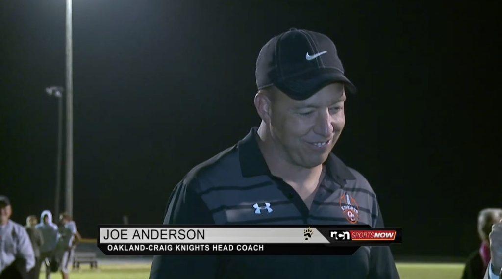 Oakland Craig Head Coach Post Game Interview