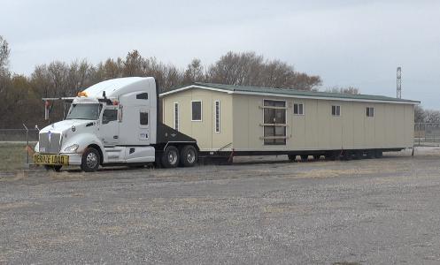 Orphan Grain Train Mobile Chapel Moves To Florida