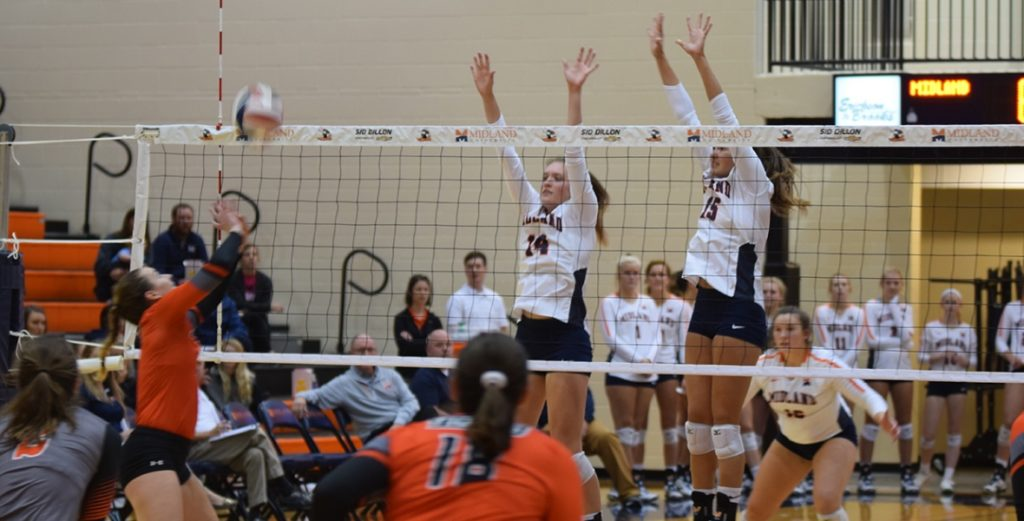 Balanced Attack Lead No. 9 Warriors to Sweep over Doane
