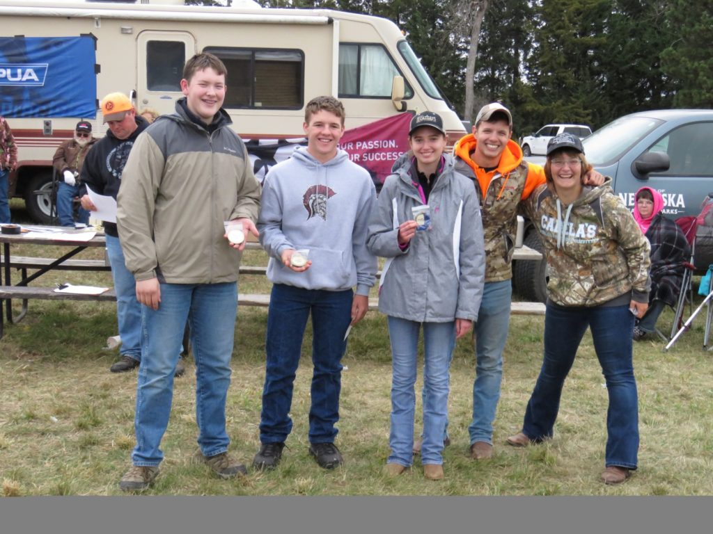 Local Sharp Shooters 4-H Club Fairs Well During State Invite