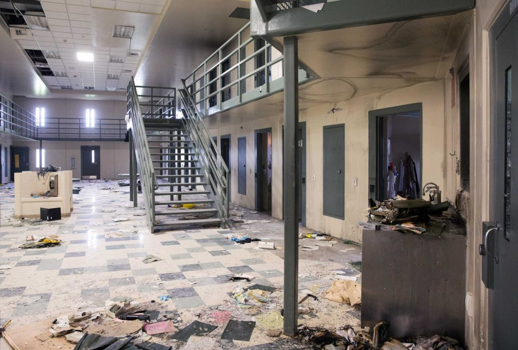 Gov. Ricketts defends withholding of report on deadly Tecumseh prison riot