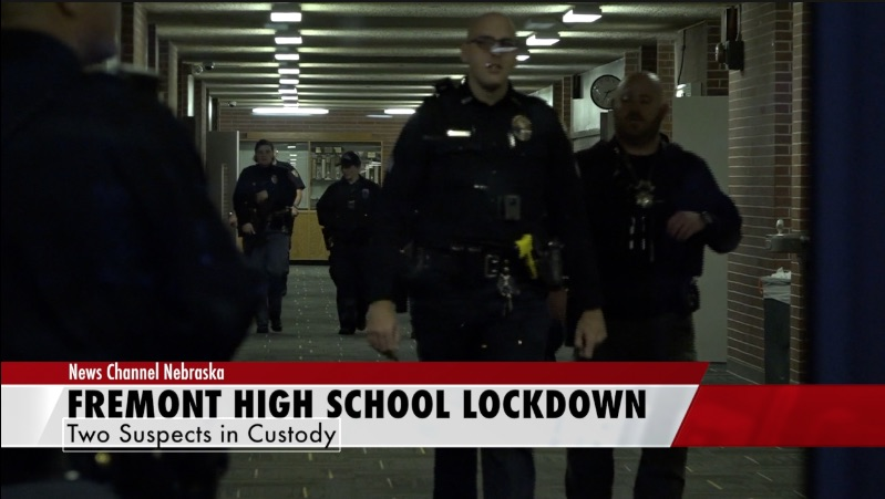 UPDATE: Two In Custody After Fremont High School Lockdown
