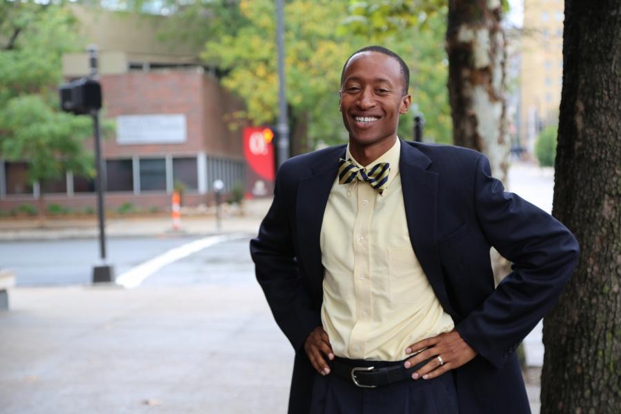 GFDC's Garry Clark Named '40 Under 40′ Winner
