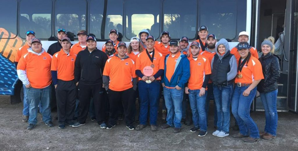 Warriors Win Upper Midwest Conference Shoot