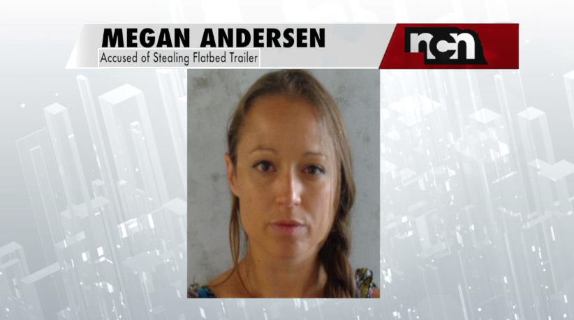 Columbus Woman Accused of Stealing Trailer