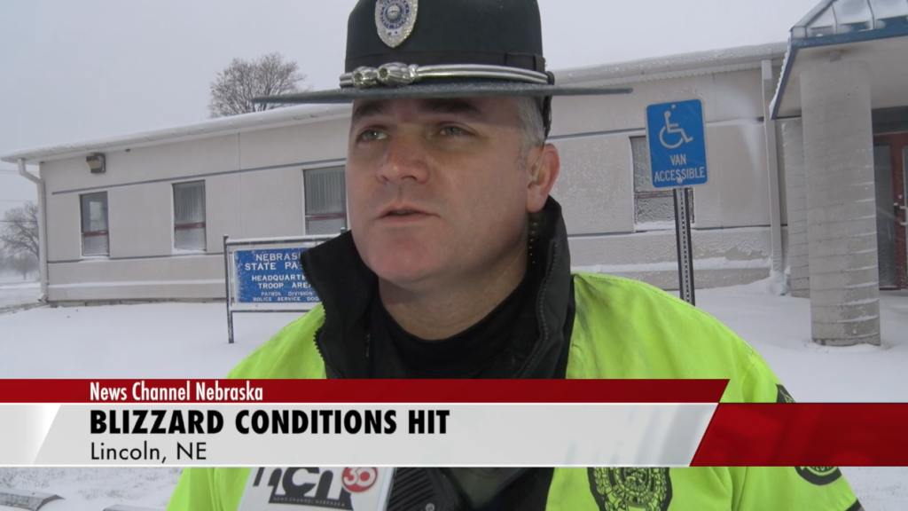 NSP Trooper Warns of Dangerous Road Conditions