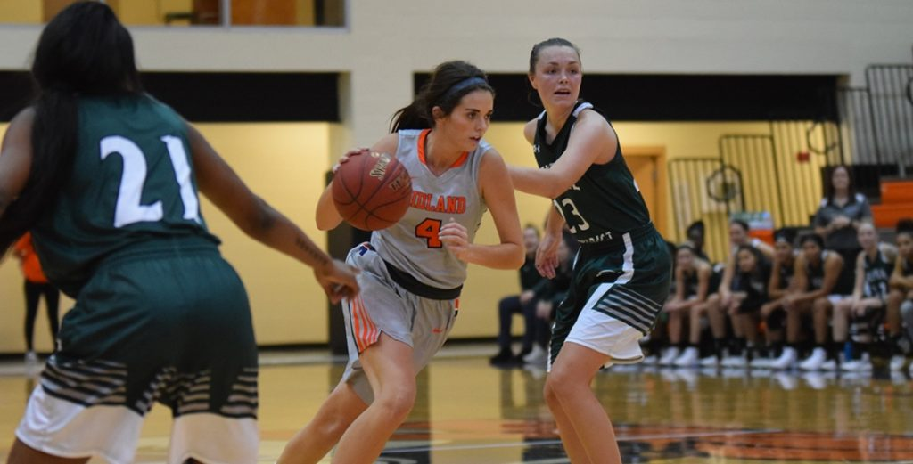 Lady Warriors Keep It Going with Win Over Sentinels